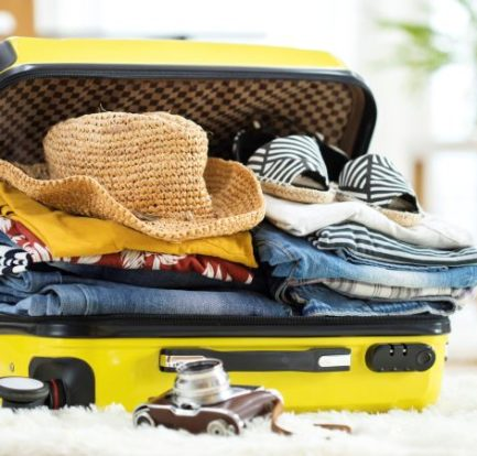 Tips for Packing for Vacation